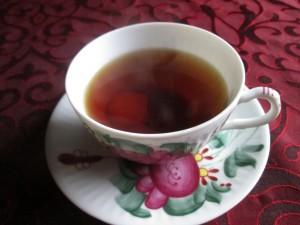 Teedampf
