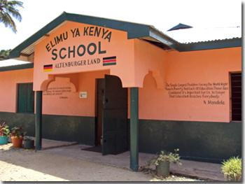 Der Stolz des Projekts :  Die Schule ( Quelle : http://www.shiningorphans.com/ )